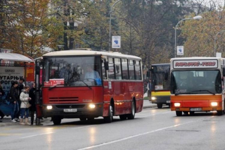 gradski prevoz cijene karata