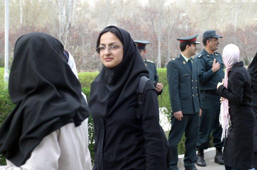 iran zabrana