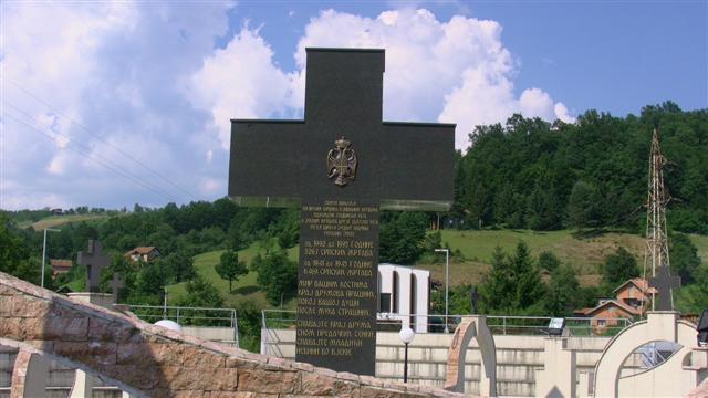 kravica spomenik