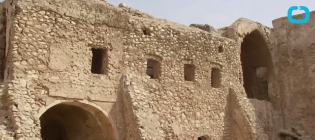 manastir irak isil