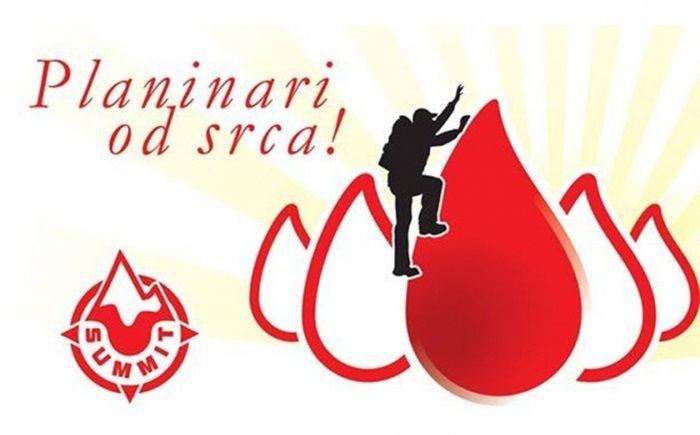 planinari darivanje krvi