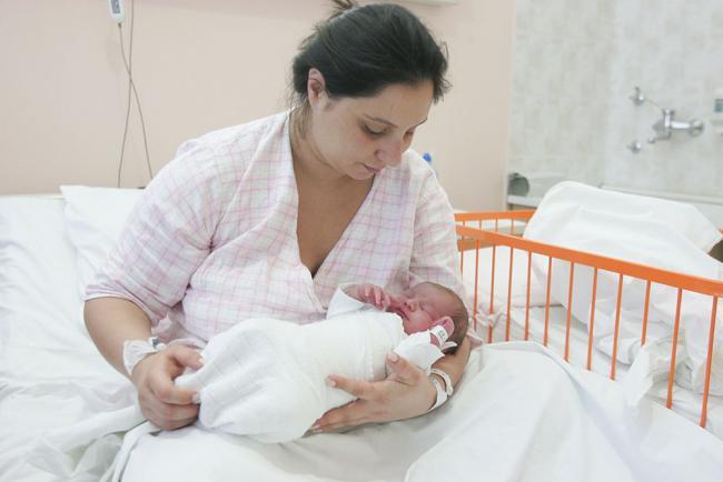 porodilja