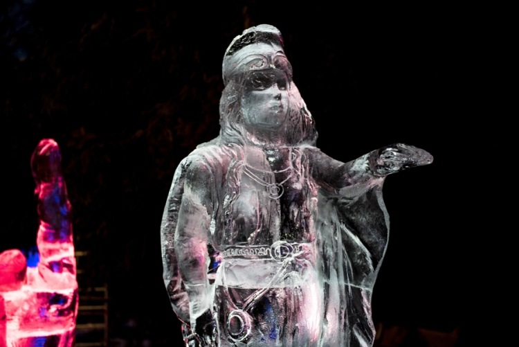 skulpture od leda 1