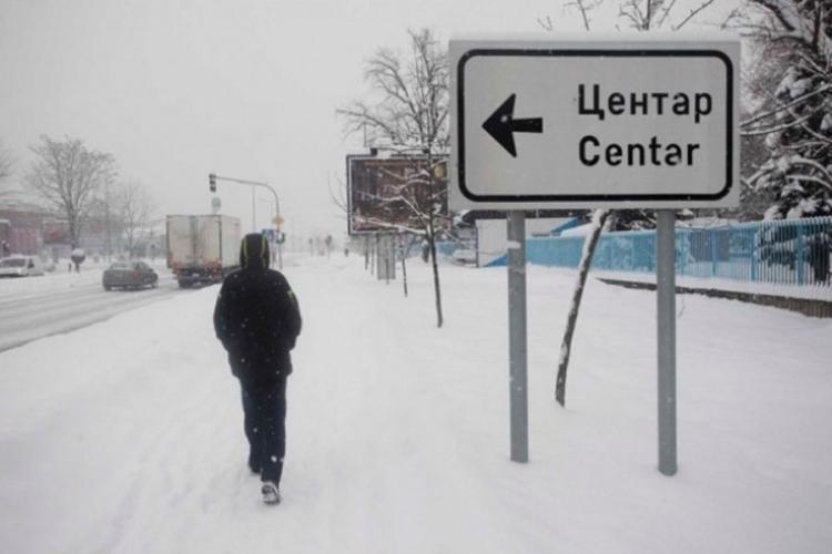 snijeg centar
