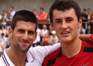 tomic i djokovic