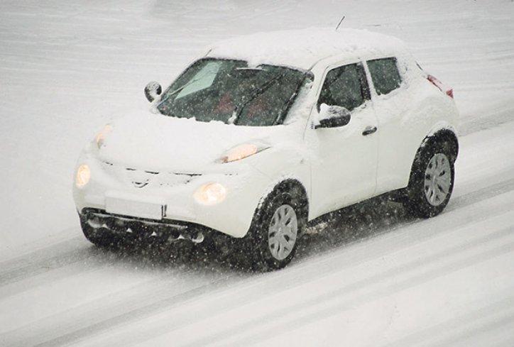 voznja po snijegu
