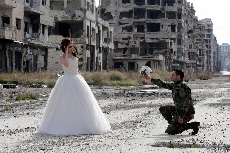 sirija vjencanje