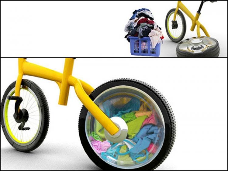 bicikl ves masina