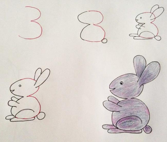 crtanje brojevi