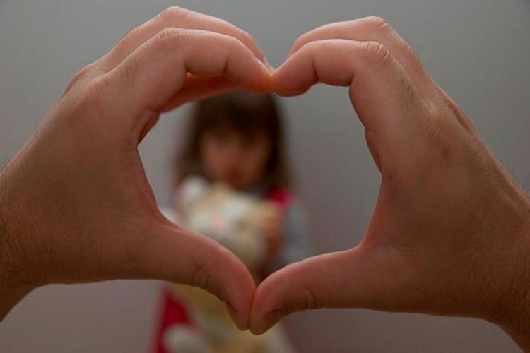dijete ljubav