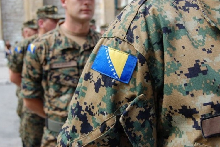 oruzane snage