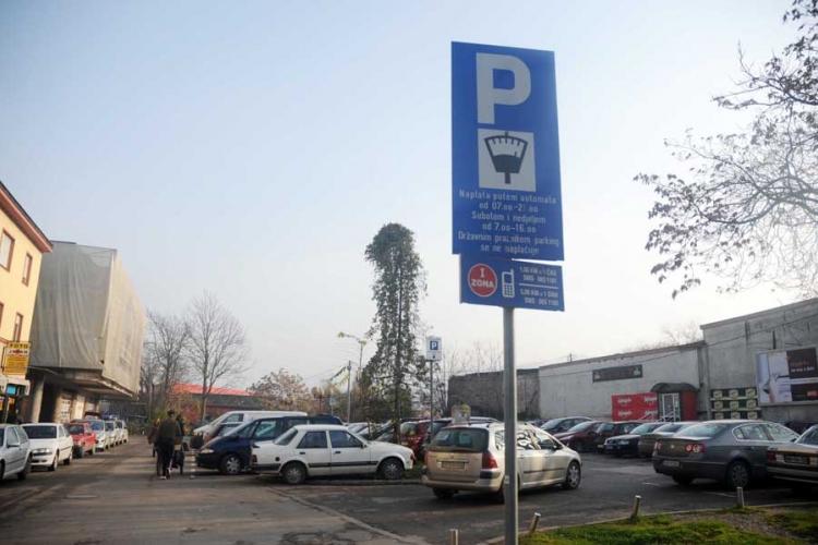 parking banja luka
