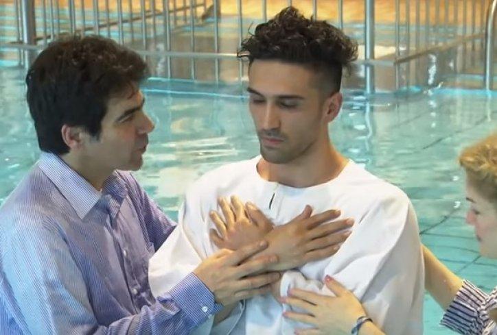 pokrstavanje