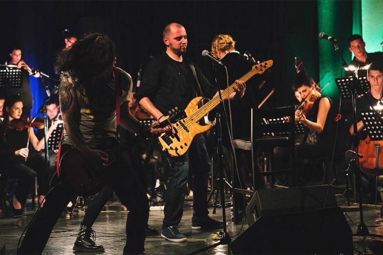 rok simfonija