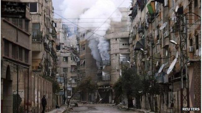sirija rat