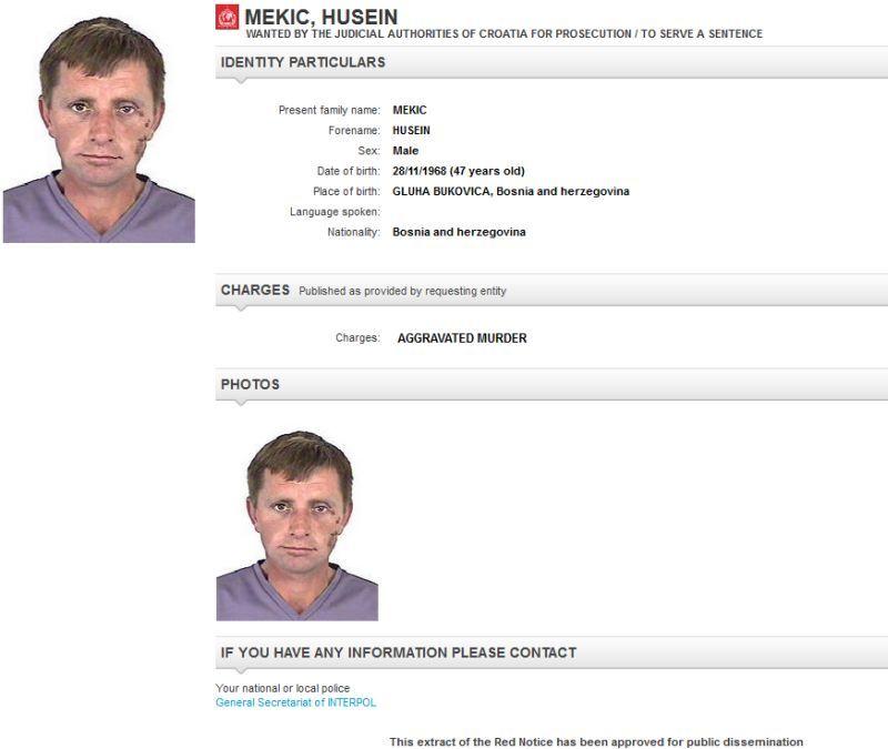 Interpol-husein_mekic