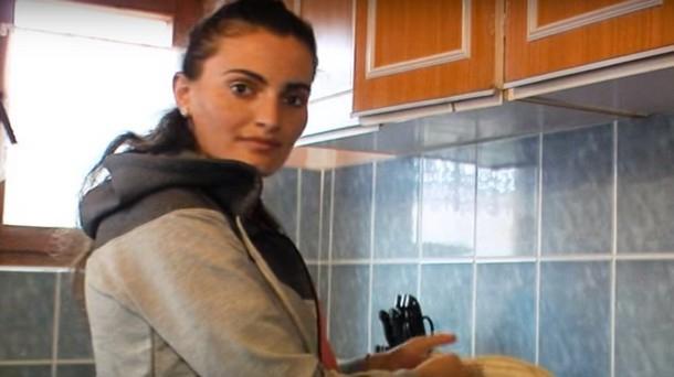 albanska nevjesta