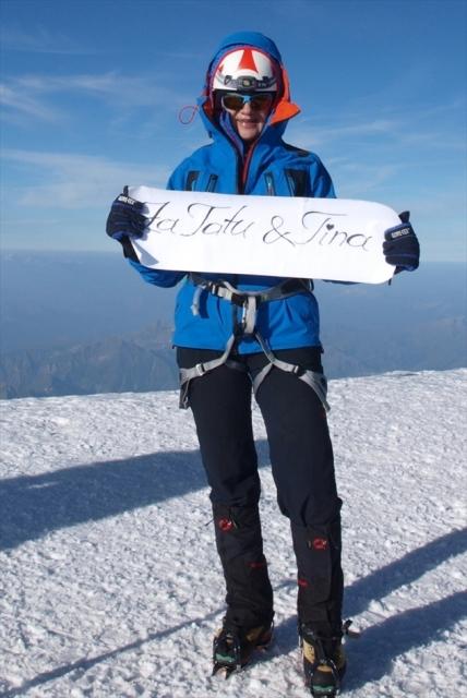 alpinistkinja
