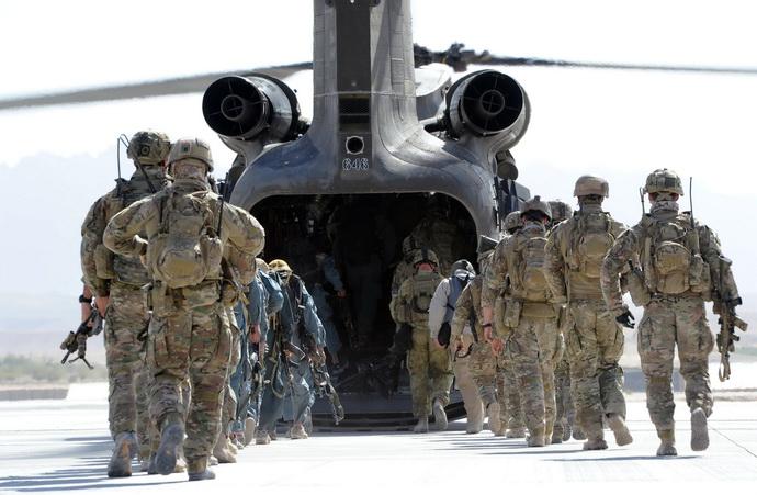 americka vojska