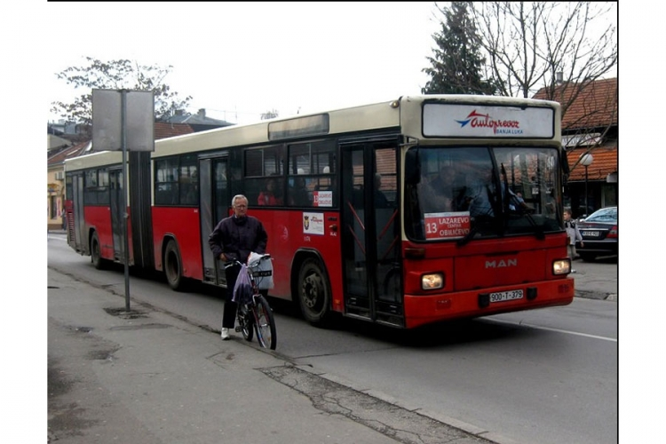Javni gradski prevoz: Nije prodata nijedna godišnja karta