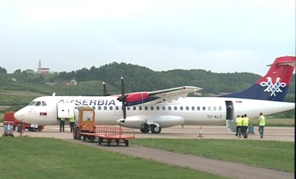 avion air srbija
