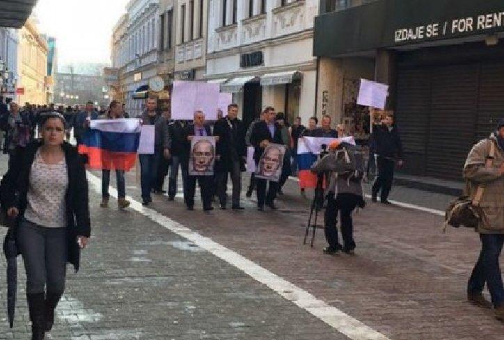 banja luka protest karadzic presuda