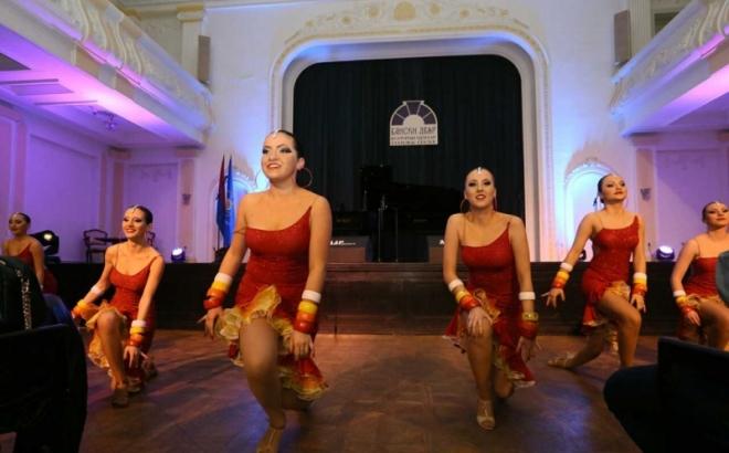 banski dvor plesacice