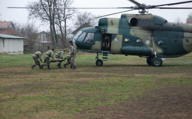 helikopter vojska