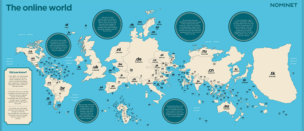 internet mapa