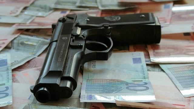 kriminal pistolj