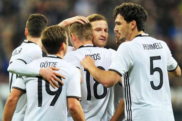 njemacka fudbal
