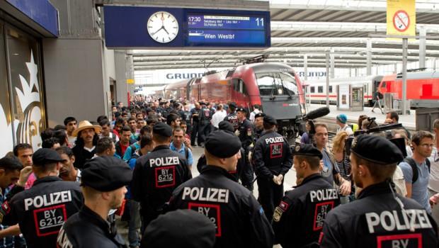 njemacka migranti