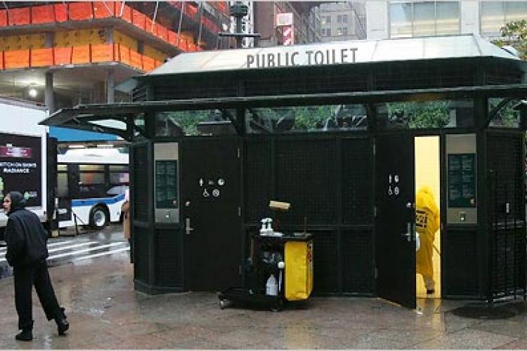 njujork toalet