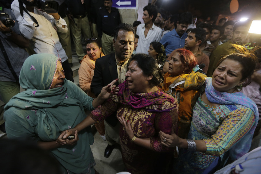 pakistan napad