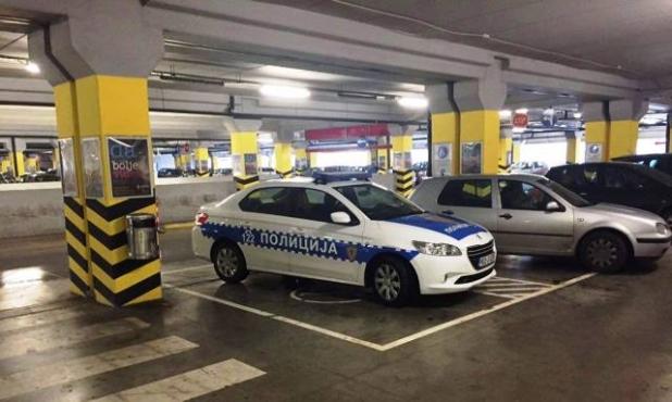 parking policija