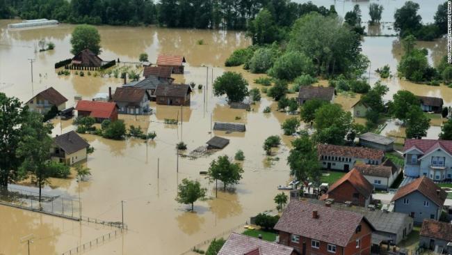 Šta ako nas stignu nekadašnje poplave?