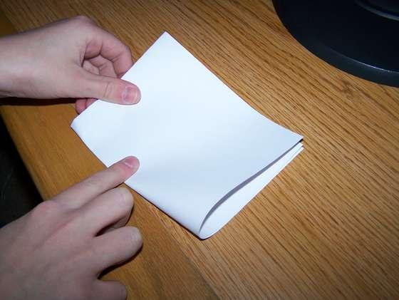 savijanje papira