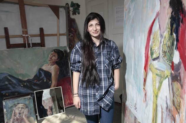 Selma Selman iz Bihaća studira umjetnost u Njujorku: Ponosim se svojim identitetom Romkinje