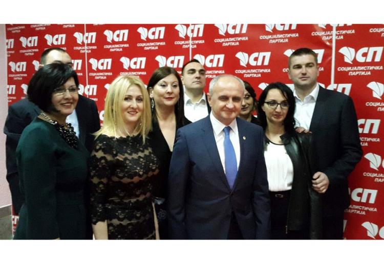 socijalisticka partija