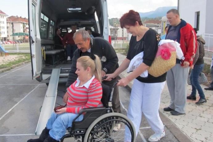 vozilo invalidi