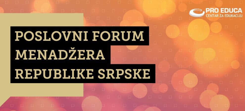 Forum, Pro Educa
