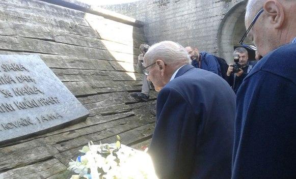 Jasenovac-komemoracija