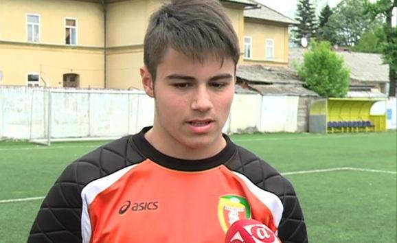 Mladi golman iz Banjaluke sanja o reprezentaciji Srbije