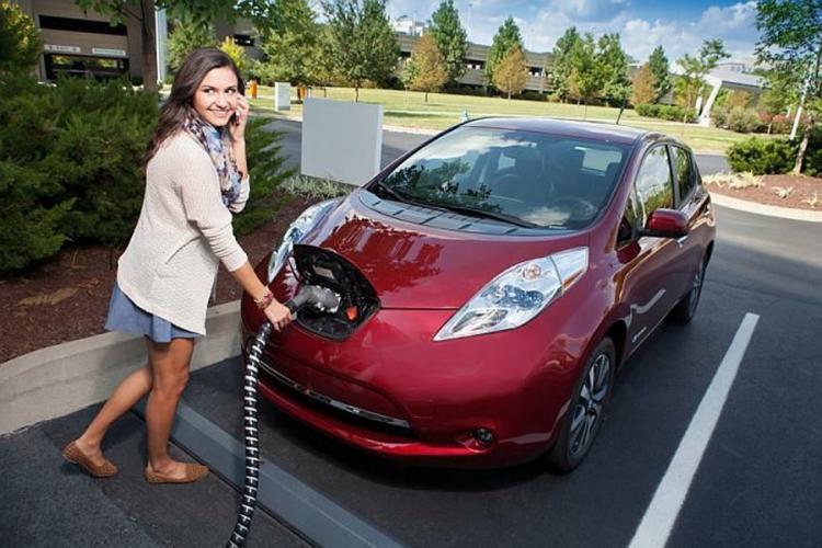 elektricno auto
