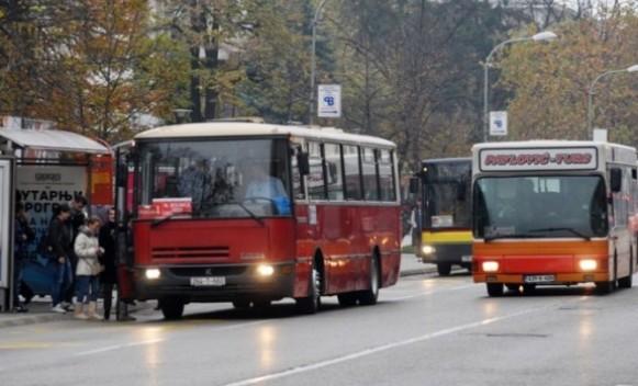 Prevoznici obustavili izdavanje mjesečnih karata učenicima