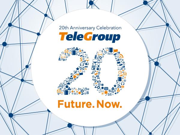 TeleGroup logo