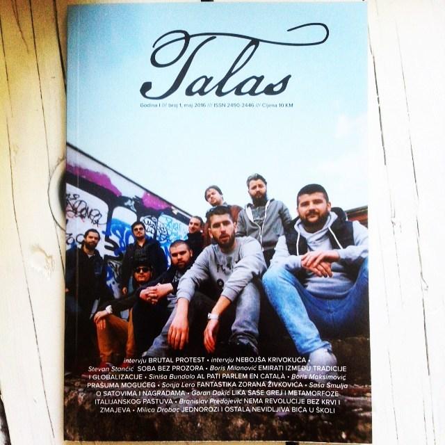 Talas - Prvi broj