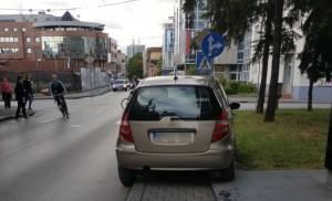 parking kraljica banjaluka