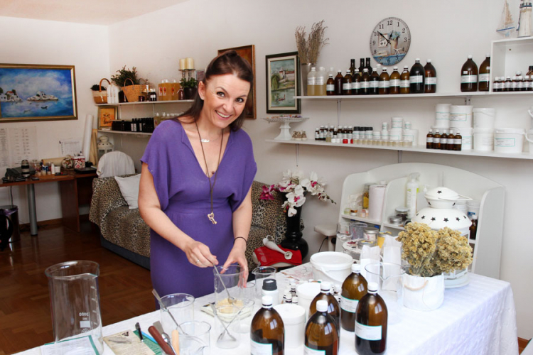 mirela aromaterapija