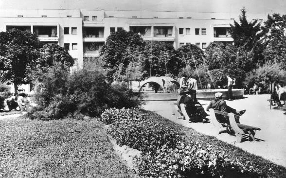 park-petar-kocic-60ih-godina